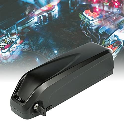 YHWL EBike Batteria, Batteria Bici Elettrica 36V 12.5AH/15AH Batteria agli Ioni di Litio con Porta USB + Caricatore + Blocco Antifurto + BMS, per Motore 250-1000W,36v,15Ah