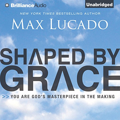 Shaped by Grace audiobook cover art
