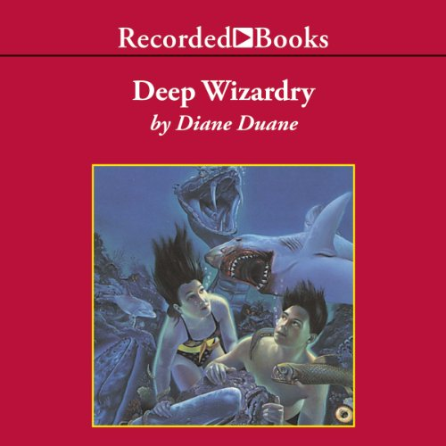 Deep Wizardry Audiobook By Diane Duane cover art