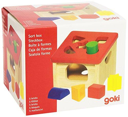 Goki 58881 - Steckbox