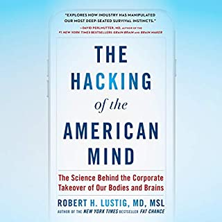 Page de couverture de The Hacking of the American Mind