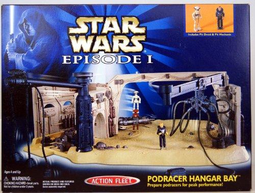 Star Wars Episode 1 - Action Fleet 68156 – Podracer Hangar Bay (inkl. Pit Droid & Pit Mechanic)