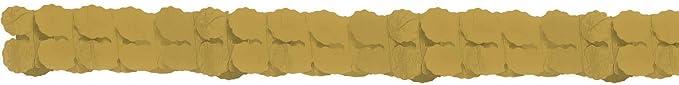 Yellow Sunshine 10 amscan Paper Tassel Garland