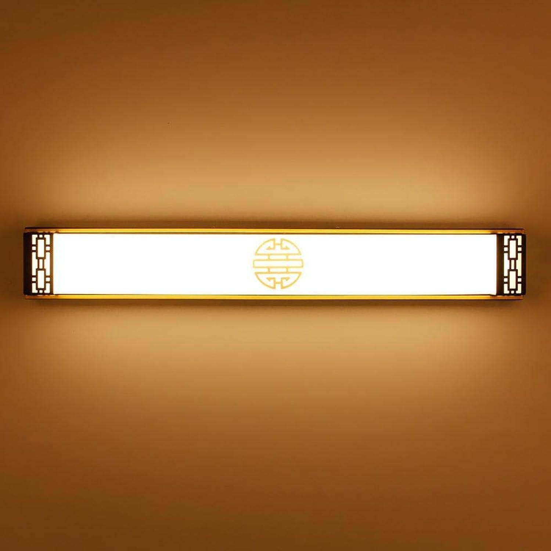Liudaye LED Spiegel Vordere Lampe Leichtes Make-up Lampe warm Wandleuchte