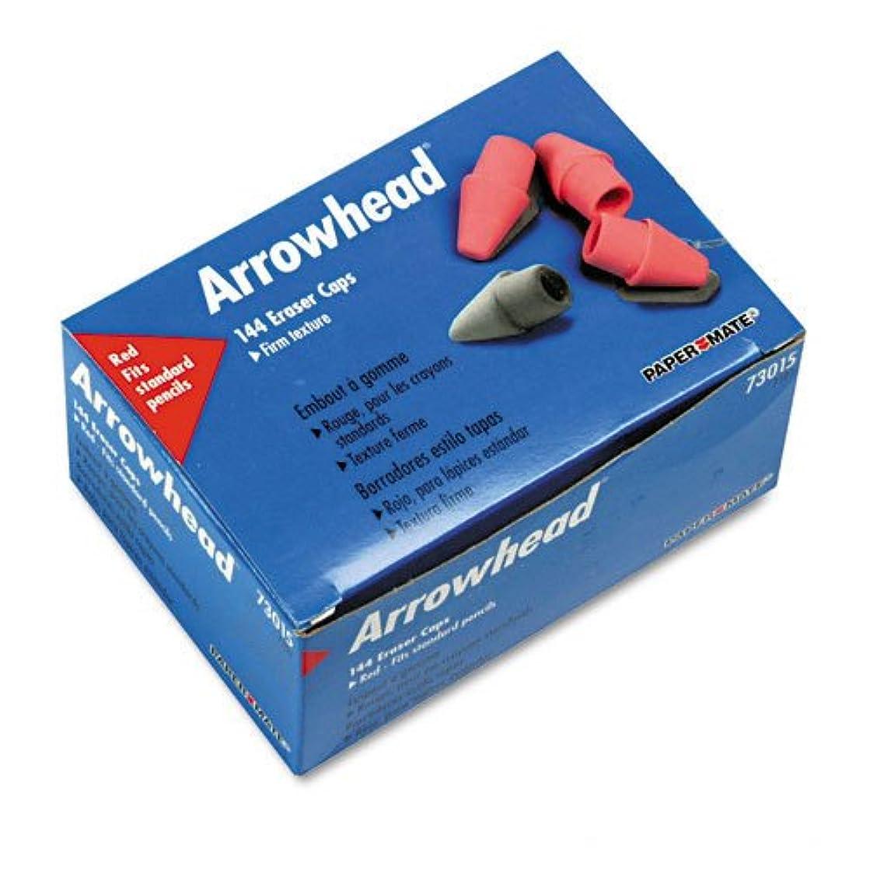 Paper Mate : Arrowhead Eraser Caps, 144 per Box -:- Sold as 2 Packs of - 144 - / - Total of 288 Each