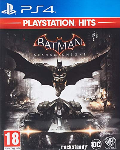 Warner Bros Batman: Arkham Knight, PS4 [Edizione: Regno Unito] - Multilingua [Italiano Incluso]