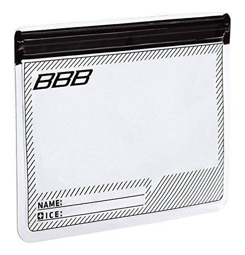 BBB 2973492101 Funda Impermeable para móvil, Unisex, Transparente, Talla Única