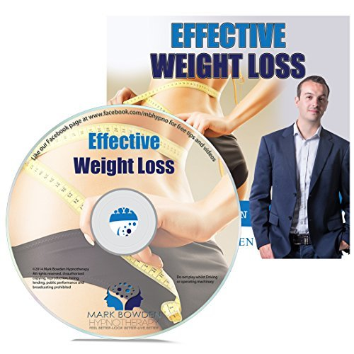 Effective Weight Loss Self Hypnosis CD / MP3 and APP (3 in 1 Purchase!)