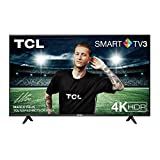 TCL 50AP610 50 Zoll (126 cm) Fernseher, 4K HDR, UHD, Smart TV, schmales Design (Micro dimming, Smart...
