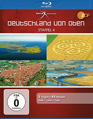 Deutschland von oben - Staffel 4 [Blu-ray]