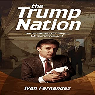 The Trump Nation audiobook cover art