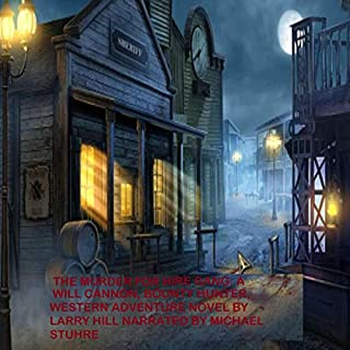 The Murder for Hire Gang audiobook cover art