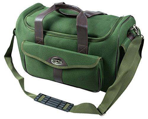 NITEHAWK Deluxe Hunting Holdall Cartridge Shoulder Bag Shooting...