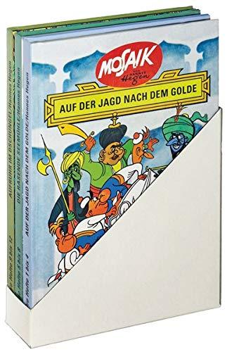 Mosaik von Hannes Hegen: Wie alles begann: Dreibändige Buchausgabe der Hefte 1 bis 12 - Partnerlink