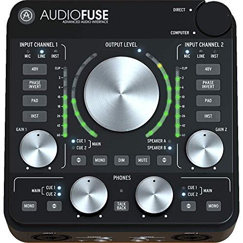 Audiofuse Rev 2