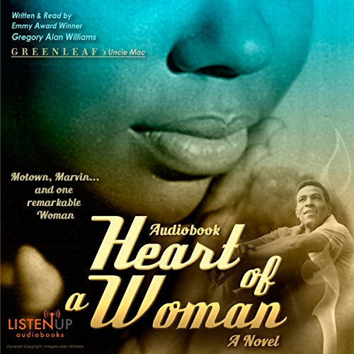 Heart of a Woman audiobook cover art