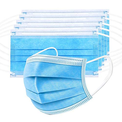 100 Pack Medical Disposable Face Masks for Protection