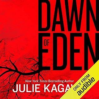 Dawn of Eden audiobook cover art