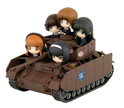 PD20 Girl & amp; Panzer Panzer IV D-Reformer (H-Typ-Spezifikation) Ending Ver.