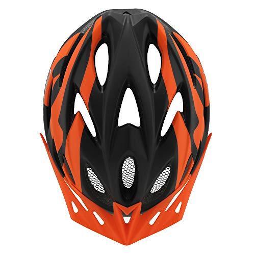 Cairbull Ultralight Fahrradhelm Mit Rücklicht Abnehmbare Visier Mountainbike Off-Road Riding Safety Helm Verstellbarer Helm