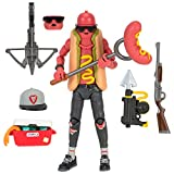 Fortnite Legendary Series, 1 Figure Pack - 6 Inch The Brat Collectible Action Figure - Includes 1 Harvesting Tool, 3 Weapons, 1 Back Bling, 2 Interchangeable Faces, 1 Hat Accessory