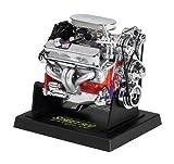 Liberty Classics - 84026 - Véhicule Miniature - Modèle À L'échelle - Chevrolet Moteur Street Rod - Small Block - Echelle 1/6