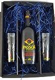 Passoa Set/Geschenkset ? Passoa Passion Fruit Liquer 0,7l 700ml (17% Vol) + 2x Gläser
