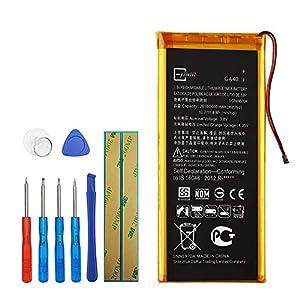 Upplus GA40 - Batería de Repuesto Compatible con Motorola Moto G4 Plus XT1640 XT1641 XT1642 XT1643 con Kit de Herramientas
