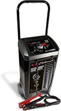 Schumacher SC1309 6/12V Wheeled Automatic Battery Charger and 40/200A Engine Starter with..