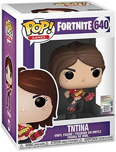 Funko- Pop Games Fortnite TNTina Figura Coleccionable, Multicolor (52970)