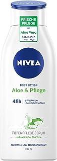 Nivea Aloe & Care Kroppslotion, 400 ml