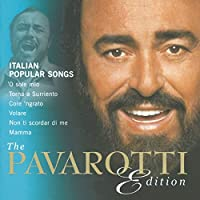 Italian Popular Songs by LUCIANO PAVAROTTI (2008-08-26)