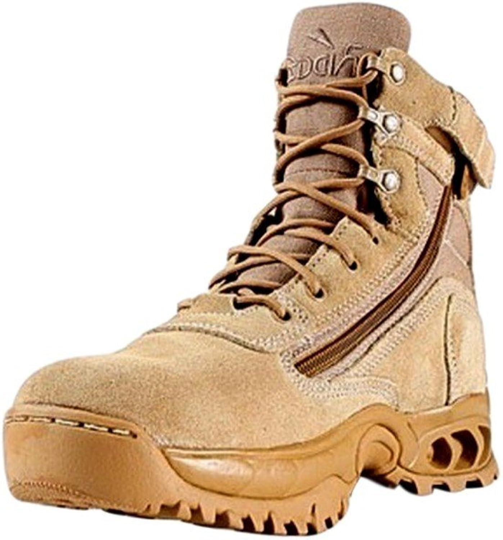 Ridge Footwear Desert Storm Zipper Quarterboot 06.5 shoes, Multicolor, Size 6.5