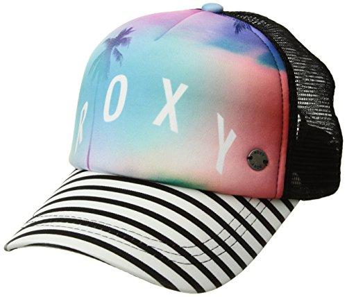 Roxy Women's Water Come Down Trucker Hat, Marshmallow, One Size