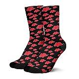 Anime Socks men novelty funny socks for men crazy socks casual cotton crew socks 6-13 gifts for men