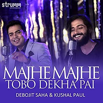 Majhe Majhe Tobo Dekha Pai - Single