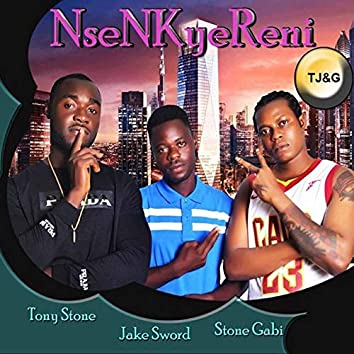 Nsenkyereni (feat. Tony Stone, Jake Sword)