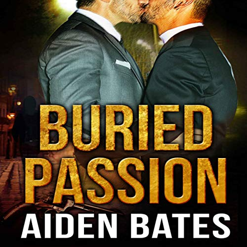 Buried Passion audiobook cover art