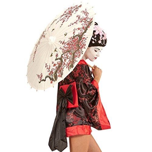 Écran de Papier Chinois - 84 cm | Asie Parasol | Parasol Asiatique | Ombrelle de Geisha