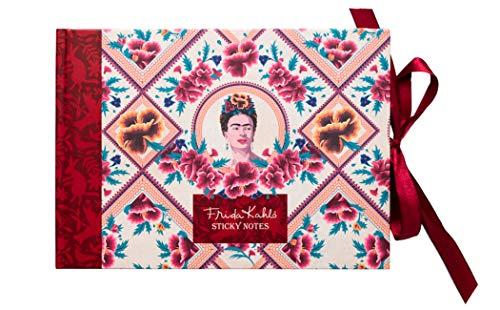 Grupo Erik Notizzettel Frida Kahlo - Haftnotizzettel Set CFK007
