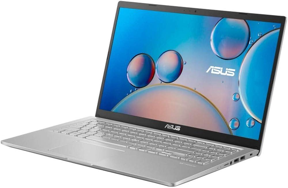 Asus notebook intel i5 di 10th 4 core fino a 3 6 ghz ddr4 8gb ram 512 gb ssd display 15.6