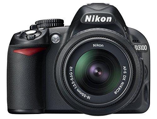 Nikon D3100 Digital SLR Camera with...