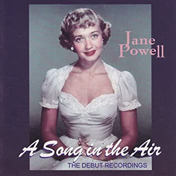 A Song In The Air - The Debut Recordings