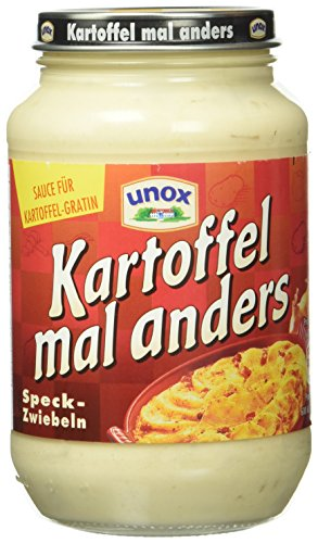Unox Kartoffeln mal anders Speck-Zwiebeln, 10er Pack (10 x 400 ml)
