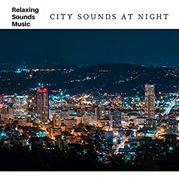 City Sounds at Night