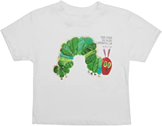 Out of Print World of Eric Carle, The Very Hungry Caterpillar Kid's T-Shirt