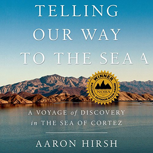 Telling Our Way to the Sea audiobook cover art