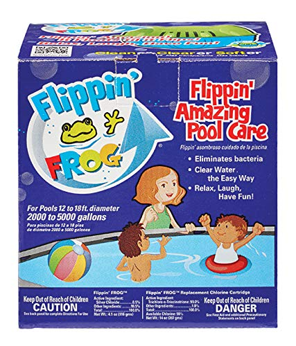 Flippin' Frog Replacement Chlorine Ca...