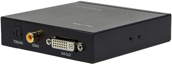 Monoprice SDI to DVI Converter with Audio