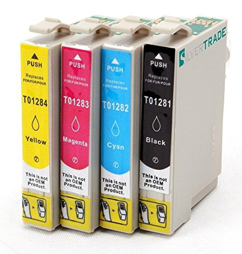 Uprint H303XL - Pack compatible con 3YN10AE negro, amarillo, cian,